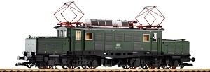 Piko 37435 DB IV BR194 CROCODILE ELECTRIC LOCOMOTIVE WEATHERED