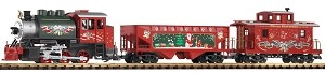 Piko Christmas freight set