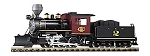 Piko 38224 C&S Mogul Loco w/Lights, Sound and Smoke