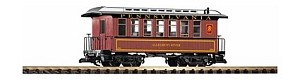 PIKO 38613 PRR Wood Coach  Allegheny River 15601