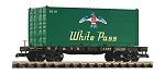 White Pass & Yukon Container Car 1127