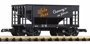 Piko White Pass & Yukon  Ore Car #4224