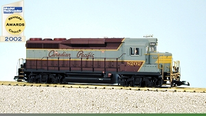 GP30  Canadian Pacific