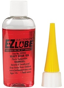 Bachmann  EZ Lube  Heavy Oil