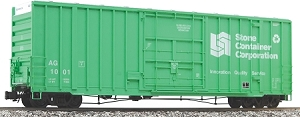 50' Hi-Cube Box Car - Stone Container Corp