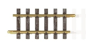 Piko 35202 Brass Straight Track 160mm  6.3