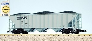 USA Trains Ultimate Series Norfolk Southern 70 Ton Hopper