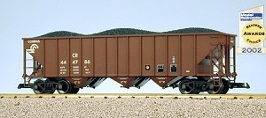 USA Trains Ultimate Series Conrail 70 Ton Hopper