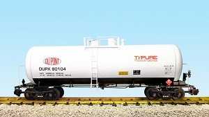 USA Trains Ultimate Series Dupont 42' Tank car