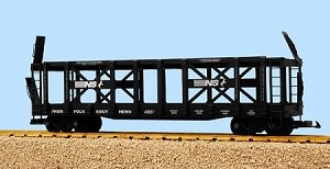 Norfolk Southern  2 tier Auto Carrier