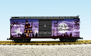 USA Trains Halloween Box Car