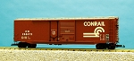 USA Trains Ultimate Series Conrail 50' Boxcar
