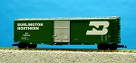 USA Trains Ultimate Series Burlington Northern  50' Boxcar