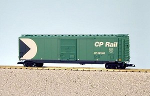 USA Trains Ultimate Series Canadian Pacific  Green 50' boxcar with sliding door