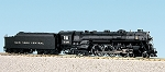New York Central 5343 Hudson Locomotive with Phoenix sound