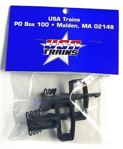 USA Trains hook and loop coupler. 1 pair