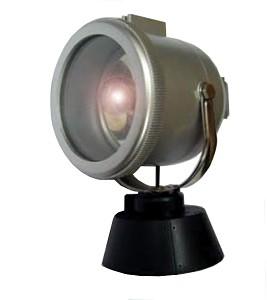 USA Trains working searchlight