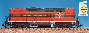 GP9  Great Northern