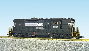 GP9  Norfolk Southern