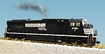 USA Trains Ultimate Series SD70MAC  Norfolk Southern