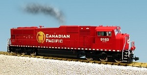 USA Trains Ultimate Series SD70MAC  Canadian Pacific