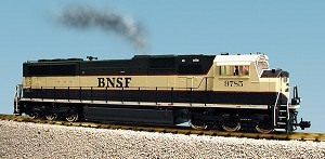 USA Trains Ultimate Series SD70MAC  BNSF