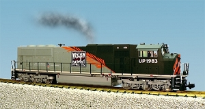 SD70MAC Union Pacific Heritage/Western Pacific