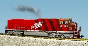 SD70MAC Union Pacific Heritage/Katy