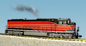 SD70MAC Union Pacific Heritage/Southern Pacific