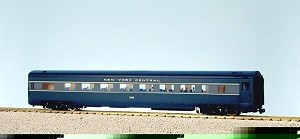 USA Trains Ultimate Series New York Central 1/29 scale Aluminum Coach #4