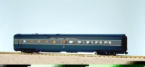 USA Trains Ultimate Series New York Central 1/29 scale Aluminum Dining Car
