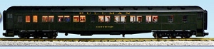 USA Trains Ultimate Series Pullman Heavyweight Sleeper Car #1 HIAWATHA