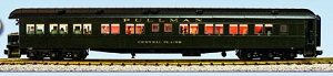 USA Trains Ultimate Series Pullman Heavyweight Observation Car  MOUNT BAXTER