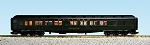 USA Trains Ultimate Series NYC 20th Century Limited Heavyweight Sleeper #1 Car