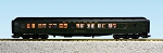 USA Trains Ultimate Series NYC 20th Century Limited Heavyweight Sleeper #2 Car