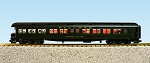USA Trains Ultimate Series NYC 20th Century Limited Heavyweight Observation Car