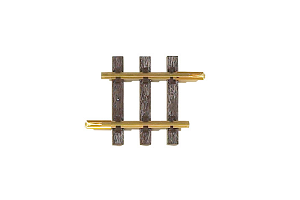 Piko 35204  Brass Straight Track 95mm  3.75