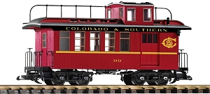 Piko 38646 Colorado and Southern DROVERS CABOOSE