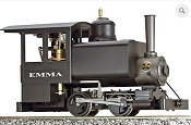 B77-502 Emma, Live Steam  7/8 SCALE