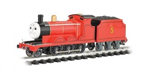 Bachmann  JAMES the Red engine