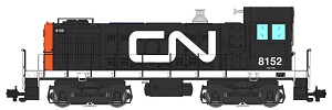 Alco S4 Canadian National switcher    #8152 ..SAVE $50.00 WITH A PAID PRE ORDER UNTIL APR 30TH