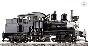 AC77-217  Shay 28T, Oil Burning Bunker, Live Steam
