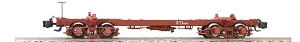Accucraft AM32166  Swayne Short logging car