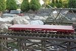 Used AMS 1.20.3 flat car  Canadian Pacific Repaint #259685