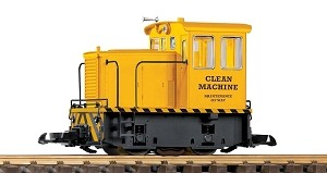 Clean Machine Track Cleaning Loco  SPECIAL PRE ORDER PRICE