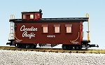 Canadian Pacific Wood Side Caboose