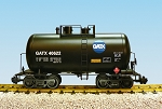 USA Trains Ultimate Series GATX  29' Beer Can Tank Car