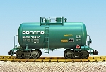 USA Trains Ultimate Series Procor 29' Beer Can Tank Car