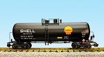USA Trains Ultimate Series  Shell 42' Tank car