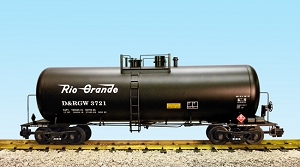 USA Trains Ultimate Series Rio Grande 42' Tank car